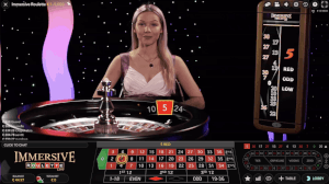 Spelen in het live casino